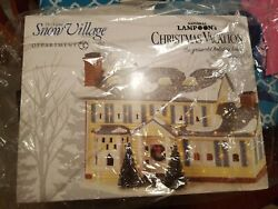 Dept 56 National Lampoonand039s Christmas Vacation The Griswold Holiday House Nib