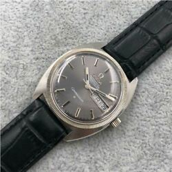 Omega Constellation C Line Cal.564 Automatic Black Dial Menand039s Watch