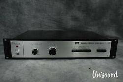 Sansui Qsd-1 4-channel Synthesizer / Decoder In Very Good Condition