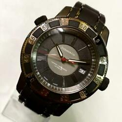 And Co Mark T57 Certified Chronometer Automatic Mens Analog Wristwatch