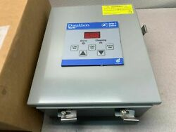 New Donaldson Torit Delta P Control Box 7851901/2 With Chamber Adapter Plates