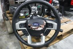 2017-2019 Ford F250 F350 Superduty Steering Column With Wheel