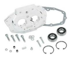 S And S Cycle Billet Trap Door Kit With Bearings And Hardware 56-1027