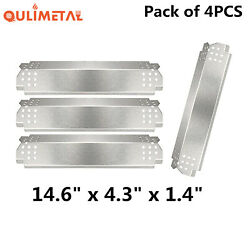 Stainless Steel Heat Plates For Home Depot Nexgrill 720-0830h 720-0888 720-0864