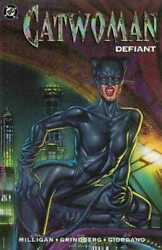 Catwoman Defiant 1 1992 Vf/nm Dc