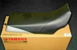 Yamaha Banshee 350 Complete Seat Assembly Black And Silver Cover 1987-2012