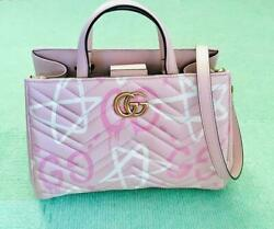 Ghost Quilted Leather 2way Top Handle Bag Japan Limited [brand-new]