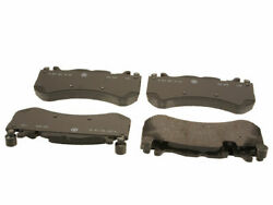 Front Brake Pad Set For 2018-2019 Mercedes Amg Gt R J986ts Oe Replacement