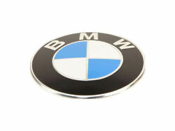 Front Emblem For 2016-2018 Bmw 330e 2017 R698hn And039bmwand039 82mm
