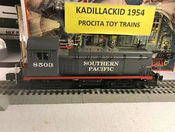 🚅 Lionel 6-18503 Southern Pacific Diesel Switcher 8503- Nice -l977