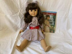 American Girl Doll Samantha and Meet Samantha Book Excellent Condition $85.00