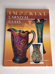 Imperial Carnival Glass Identification And Value Guide By Burns, Carl O.