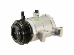 A/c Compressor For 2014-2018 Mazda 3 Sport 2015 2016 2017 N689ps New W/ Clutch