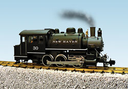 Usa Trains G Scale R20070 Dockside 0-6-0t Steam Locomotive New Haven 30