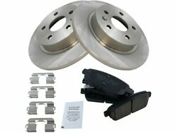 Rear Brake Pad And Rotor Kit For 2015-2019 Chevy Trax 2016 2017 2018 M298mt Rear