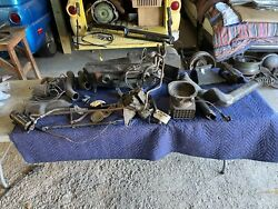 1970 Dodge Charger Air Conditioning Set-up Very Complete Ducts Hoses Compressor