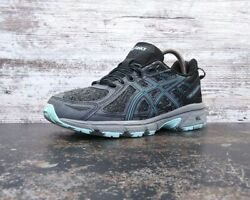 Womens Asics Gel Venture 6 Trail Running Shoes Sz 7 38 Used 1012a504 Athletic