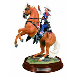 Breyer Roy Rogers And Trigger 8125 Gallery Porcelain Limited 2002 Bnib