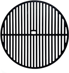 Round Cast-iron Cooking Grate 18 For Large Big Green Egg Kamado Joe Classic