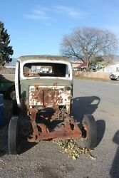 Vintage 1946 Ford Pickup Truck Cab Chassis Nose Fenders Grill Doors