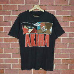 Rare Vintage 90s Akira Japanese Anime Cyberpunk Cartoon Unisex T-shirt