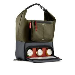 Coleman Can Dispensing Convertible Cooler Reusable Ice PacksBackpack Straps $54.28
