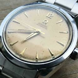 Omega Automatic 19 Jewels Swiss Made Analog Menand039s Watch Shipped From Japan