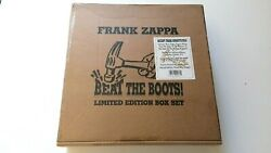 Frank Zappa Beat The Boots - Foo Eee Records R 70907 - Us 1991 - Limited