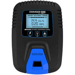 Oxford Oximiser 900 Motorbike Motorcycle 888 Anniversary Edition Battery Charger