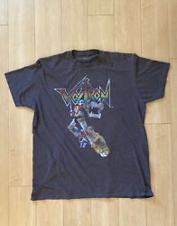 Voltron Defender Of The Universe T-shirt Xl Vintage 80s Cartoon Animated Toys