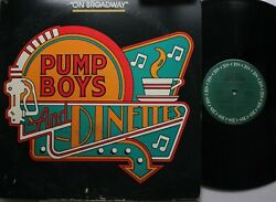 Soundtrack Lp Various Artists Pump Boys And Dinettes On Cbs
