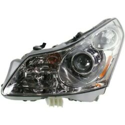 New Left Side Hid Head Light Assembly Fits Infiniti G35 2007-2008 In2502137