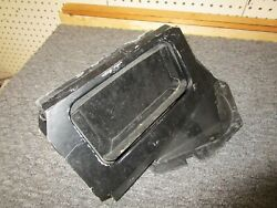 6367 Corvette Steel Firewall Cowl Vent C60 Factory Air Conditioning Gm Nice