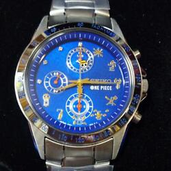 Seiko Watch One Piece 20th Anniversary Model Limited To 5000pcs Rare [brand-new]