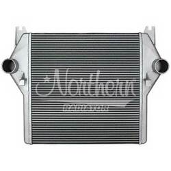 Northern Radiator High Performance Charge Air Cooler For Cummins 5.9l/6.7l 03-09
