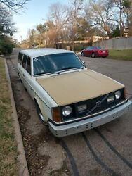 Volvo 240 Wagonno Roof Racksuper Cleannew Mexico Carm45u Pick Or Ship