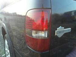 Driver Tail Light Styleside Harley-davidson Fits 06-08 Ford F150 Pickup 2322418