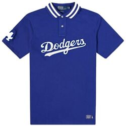 Polo Dodgers Script Polo Limited Edition 2020 World Series Champs