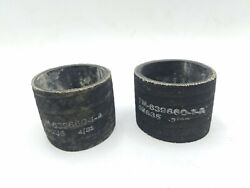 2pc Vtg Tm-639660-1-a Hose Aircraft Aviation Airplane Replacement Parts 639660