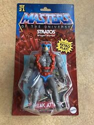 Stratos Masters Of The Universe Origins In Hand 2021 New Motu Wave 4