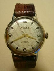 den-ro Rubis 14k 0585 96 35777 Menand039s Analog Watch Shipped From Japan