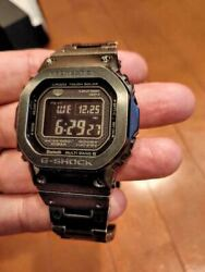 casio G-shock Gmw-b5000v Men's Digital Watch With Box Shipped From Japan