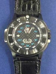 Luminox 3400bwl Limited Edition Men's Watch With Box Shipped From Japan
