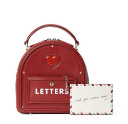 Kate Spade Yours Truly 3d Mailbox Red Limited Edit 2021 Novelty Collector Gift