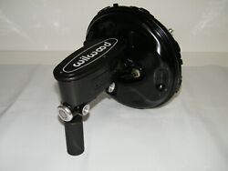 Gm 11 Delco Style Brake Booster And Wilwood Master Cylinder Chevelle Camaro Disc