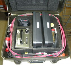 6625-01-516-6825 Nos Adapter Kit Test Ice Ifte U.s. Army Aviation 13608012 1...
