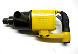 Atlas Copco Lms68 Gir25 Impact Wrench 1 Drive 3,282 Ft-lbs Max 5,000 Rpm 2016