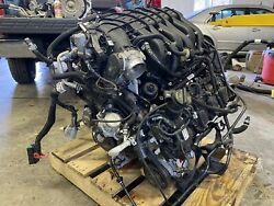 Engine 3.6l 30k Fits 16-20 Jeep Grand Cherokee Totally Complete Dropout Look