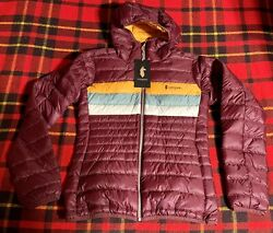 Womens Cotopaxi Fuego Hooded Down Jacket New Size M Rare C5