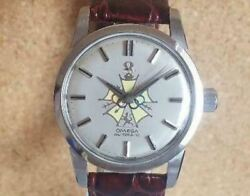 omega Cal.501 Olympics 1950s Automatic Winding Menand039s Watch Shipped From Japan